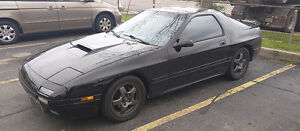 1988 RX-7 Turbo II - Moving, need gone!