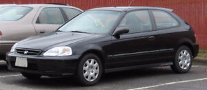 1999 Honda Civic Hatchback
