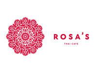 Stir Fry (wok) Chef needed at Rosa's Thai Cafe