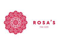 Full Time Waiter/Waitress - ASAP start - Rosa's Thai Cafe Angel Branch