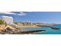 Package holiday to Tenerife TWO people for £400 #PRICEDROP