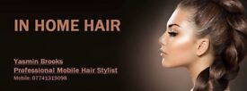 In Home Hair By Yasmin