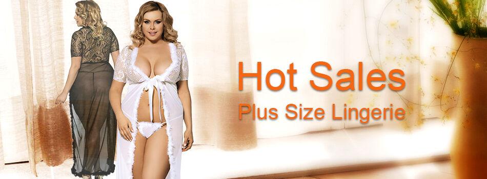 XXL Lingerie // Plus Size Lingerie