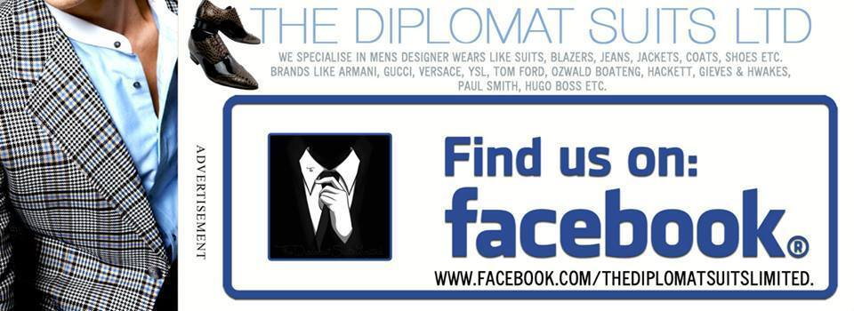 THE DIPLOMAT SUITS LTD