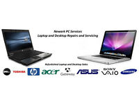 Newark PC Services, Laptop and Desktop Service and Sales