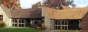 Cedar shakes Roofing Cleaning 13% off siding