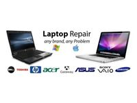 Laptop Computer Repair Upgrade Virus Removal Services - All Laptop Chargers and components