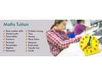 Maths Private Tuition Available For Guaranteed Results