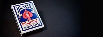 Bicycle Pinochle Special 48 Card Deck Playing Cards (Pack of 12) Standard Index