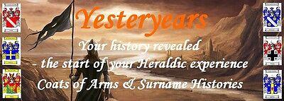 YESTERYEARS Heraldic Gifts