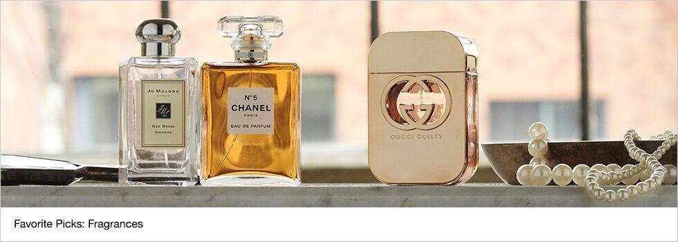 Favorite Picks: Fragrances