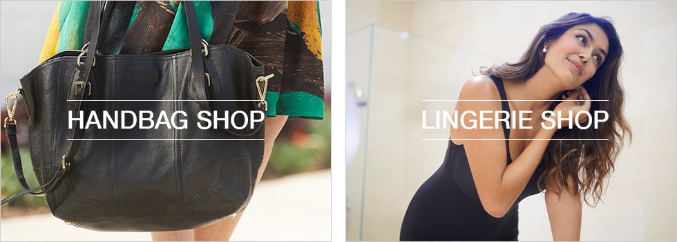 Handbag Shop | Lingerie Shop | Shop now