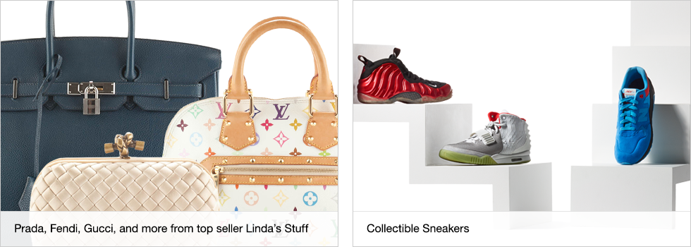 Prada, Fendi, Gucci, and more from top seller Linda's Stuff | Collectible Sneakers | Shop now