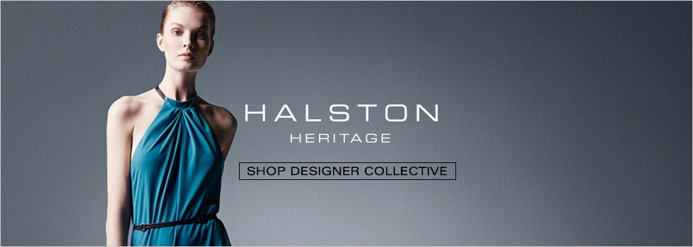HALSTON HERITAGE | SHOP DESIGNER COLLECTIVE