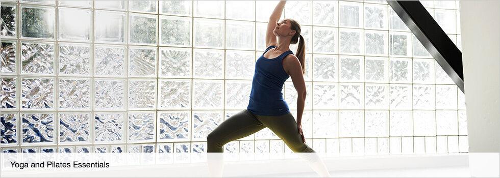 Yoga and Pilates Essentials