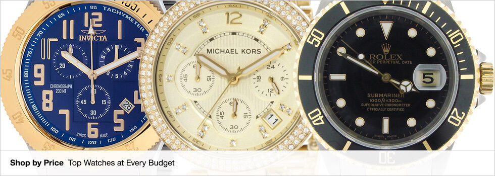 Shop by Price Top Watches at Every Budget