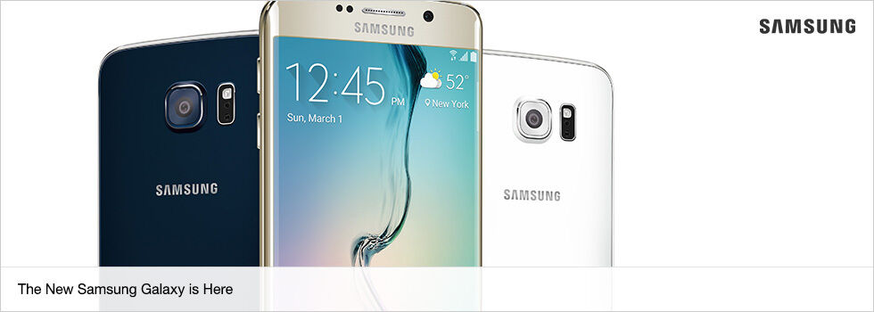 The New Samsung Galaxy is Here