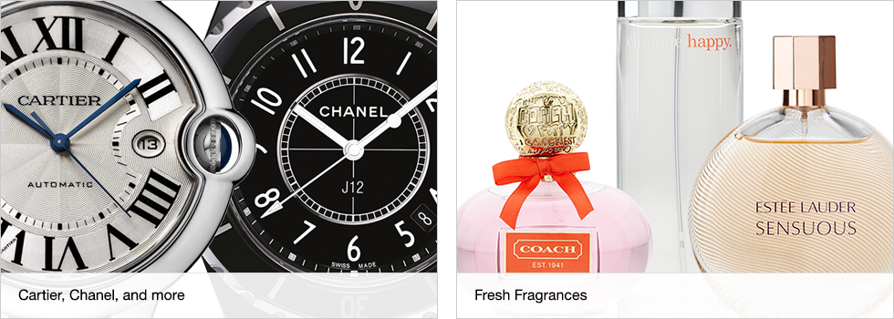 Cartier, Chanel, and more | Fresh Fragrances