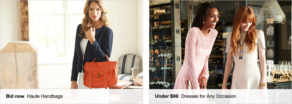 Bid now Haute Handbags | Under $99 Dresses for Any Occasion