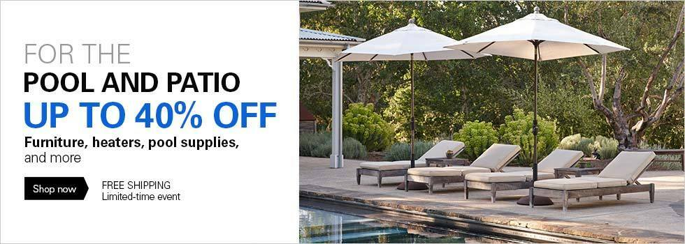 Labor Day Sale Grills Patio Furniture & Tools
