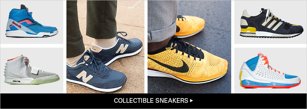 COLLECTIBLE SNEAKERS