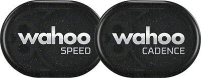 Wahoo Fitness RPM Speed and Cadence Sensor Bundle with Bluet