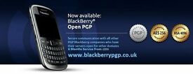 Blackberry PGP 3 Months Service £499 Military Grade Encryption