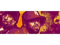 2 x Method Man and Redman @ Brixton Academy Tickets for sale - Saturday 14th April - £25 per ticket