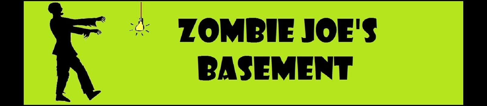 Zombie Joe's Basement