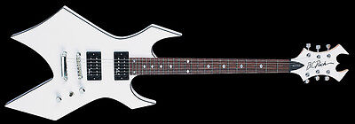 BC Rich Warlock Revenge White Guitarra Eléctrica