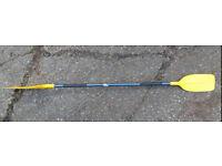 Left handed kayak paddle - 220 cm