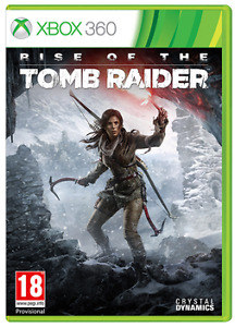 Rise of the Tomb Raider 360
