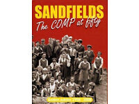 Sandfields The Comp at Fifty hardback book brand new neath port talbot school history