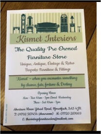 Pre owned furniture shop now open in Fforestfach