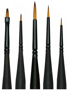 Royal and Langnickel Miniature Micro Detail Paint Brush Sets on Rummage