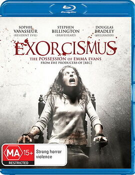Exorcismus - NEW Blu-Ray