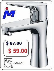 LIQUIDATION **ROBINETS - FAUCETS ** MANUFACTURIER DIRECT