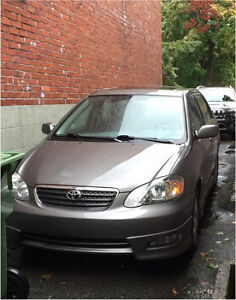 Toyota Corolla S 2005