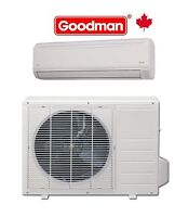 Air Conditioner - ductless split