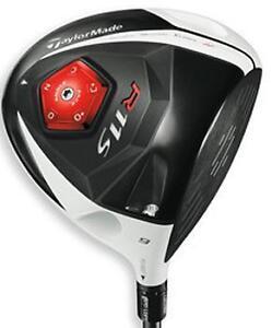 2012-TaylorMade-R11S-Driver-Golf-Club-Brand-New-10-5-Stiff-Flex-Right-Handed