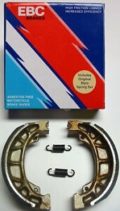 EBC-Standard-Rear-Brake-Shoes-1978-Honda-CB400A-Hondamatic-313