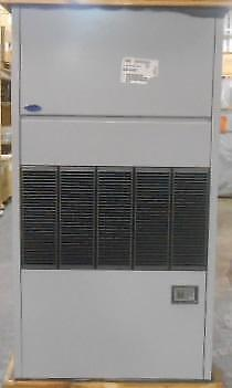 CARRIER 50BZN00651 5 TON UPFLOW REMOTE AIR COOLED ROOFTOP AIR CONDITIONER