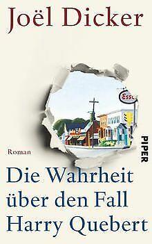 Die Wahrheit über den Fall Harry Quebert: Roman von... | Buch | Zustand sehr gut