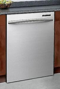SAMSUNG DMT610RHS  24''  R3 51 dBA  with Noise Prevention Design Dishwasher Stainless Steel