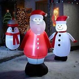 Brand new LED CHRISTMAS INFLATABLE
