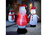 Brand new LED CHRISTMAS INFLATABLE