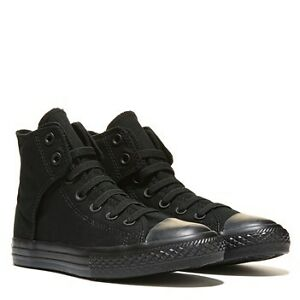 Brand New Converse Chuck Taylor High All Black Shoes Sneakers
