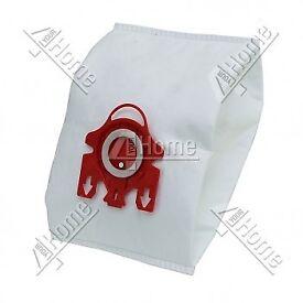 Miele 3D HyClean FJM vacuum cleaner dust bags.