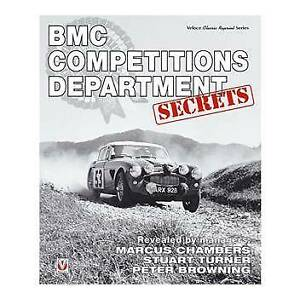 BMC Competitions Department Secrets By Marcus Chambers Blacktown Blacktown Area Preview