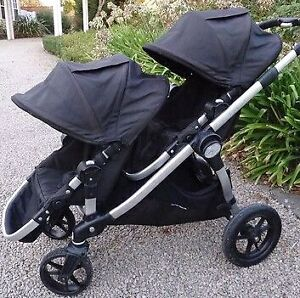 Baby Jogger City Select Stroller with Second Seat Doonside Blacktown Area Preview